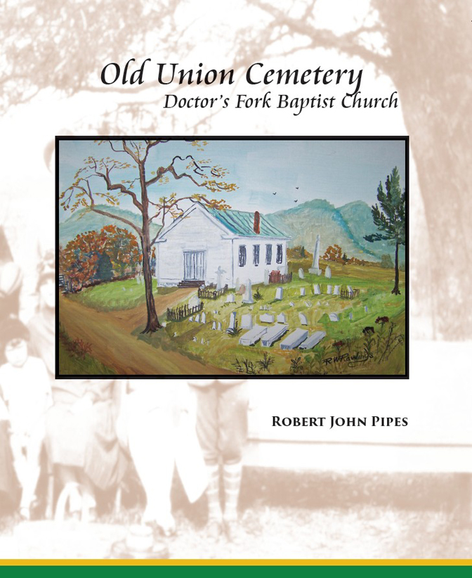 Union Cemetery Book Cover