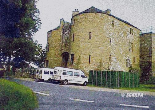 The Castle at Briavels
